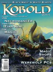 Kobold Quarterly Magazine 19 on DriveThruRPG.com