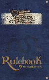 Colonial Gothic: Rulebook Second Edition