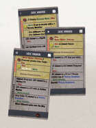 Lock 'n Load Tactical Solo v1.5 Card Deck