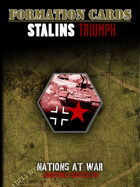Stalin's Triumph: Formation Deck