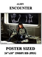 DunJon Poster JPG #86 (Alien Encounter)