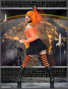 DunJon Poster JPG #94 (CW Orange World's End)
