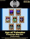 58 Dungeons 36 Castles (AoV: Campaign Map Set Value Pack)