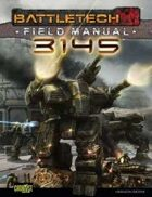 BattleTech: Field Manual: 3145