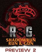 Shadowrun: Run & Gun, Preview #2