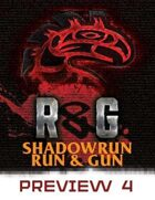 Shadowrun: Run & Gun, Preview #4