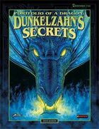 Shadowrun: Portfolio of a Dragon: Dunkelzahn's Secrets