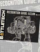 BattleTech: Recognition Guide: ilClan Vol. 13