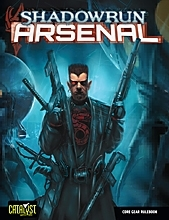 Shadowrun: Arsenal on DriveThruRPG.com