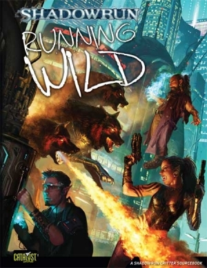 Shadowrun: Running Wild on DriveThruRPG.com