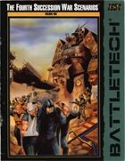 BattleTech: Scenario Pack:The Fourth Succession War Volume 1