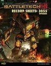 BattleTech: Record Sheets: 3055 Upgrade