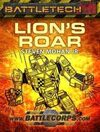 BattleCorps: Fiction: Lion's Roar E-Pub