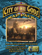 City of the Gods Map Pack