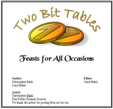 Two Bit Tables: Feasts for all Occasions on RPGNow.com