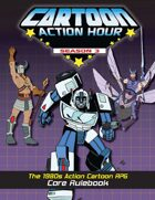 Cartoon Action Hour: Season 3 rulebook