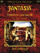 Fantasia: Heaven's Gladiator -- Adventure F18