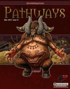 Pathways #15 (PFRPG)