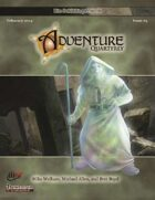 Adventure Quarterly #5 (PFRPG)