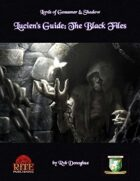 Lucien's Guide: The Black Files (Diceless)