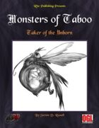 Monsters of Taboo: Taker of the Unborn