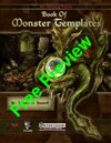 Book of Monster Templates Free Preview (PFRPG)