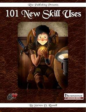 101 New Skill Uses (PFRPG) on RPGNow.com