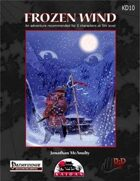 Frozen Wind (PFRPG)