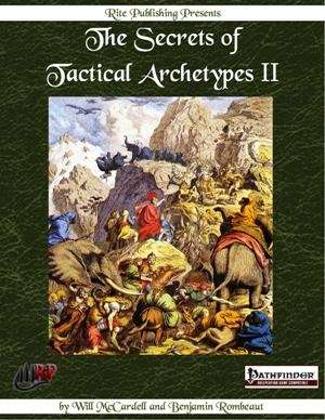The Secrets of Tactical Archetypes II (PFRPG) on DriveThruRPG.com