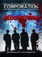 Bloodstorm - The Corporation Card Game