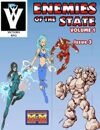 Enemies of the State vol 1 Issue 3 [M&M3e]