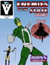 Enemies of the State vol 1 Issue 2 [ICONS]