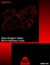 Ares Dragon class Mercenary Cruiser