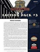G-Men & Gangsters Faction Pack #3