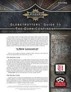 Leagues of Adventure - Globetrotters' Guide to the Dark Continent