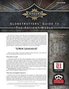 Leagues of Adventure - Globetrotters' Guide to the Ancient World
