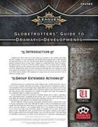 Leagues of Adventure - Globetrotters' Guide to Dramatic Developments