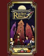 Rocket Race - Steampunk Rockets