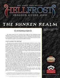 Hellfrost Region Guide #49: The Sunken Realm on RPGNow.com