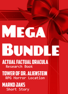Horror Holiday Mega [BUNDLE]