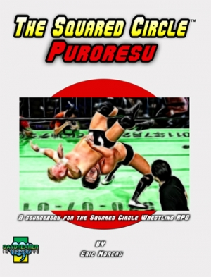 The Squared Circle:Puroresu on RPGNow.com
