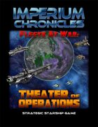 Imperium Chronicles - Theater of Operations: Printed Components