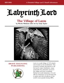 Larm on RPGNow.com