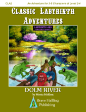 Dolm River on DriveThruRPG.com