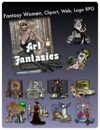 Fantasy Women Clipart Volume 2