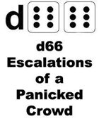 d66 Escalations of a Panicked Crowd