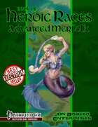 Book of Heroic Races: Advanced Merfolk (PFRPG)