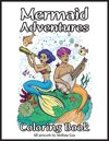 Mermaid Adventures Coloring Book