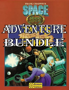GDW's Space 1889 Adventures [BUNDLE] on DriveThruRPG.com