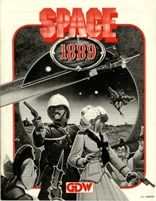 Introduction to Space: 1889 on DriveThruRPG.com